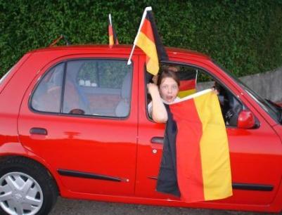 Deutsches Fanmobil