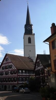 Kirche in Bülach