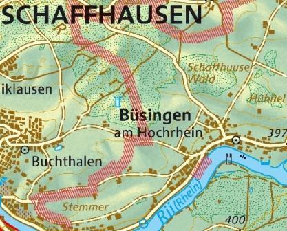 Schaffhausen am Rii