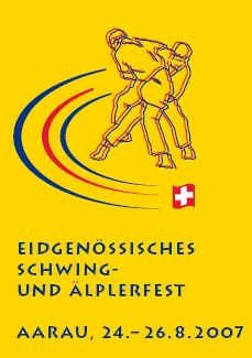 Schwingfest in Aarau