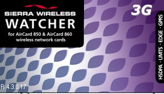 AirCard 850 von Sierra wireless