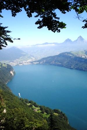 Der Weg der Schweiz rund um den Urner See