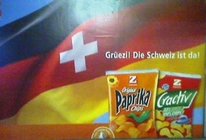 Zweifel und die Deutsche Flagge